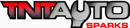 TNT AUTO SPARKS Logo